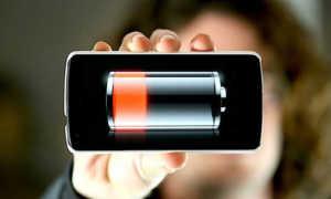 Откалибровать аккумулятор смартфона