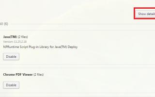 Ошибка браузера Opera: не удалось загрузить плагин