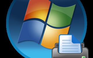 Почему не работает принтер на windows 7