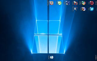 Изображение на экране компьютера перевернулось что делать