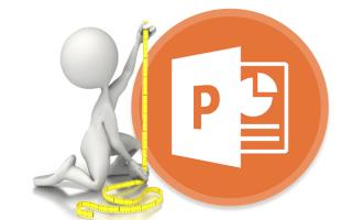 Изменение размера слайда в PowerPoint