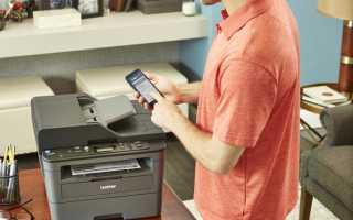 Что значит монохромный принтер
