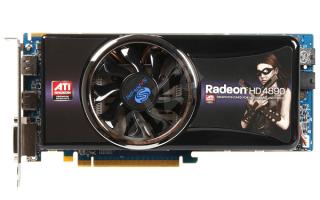 Установка драйвера для ATI Radeon HD 4800 Series