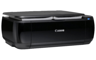 Инсталляция драйвера для Canon MP495