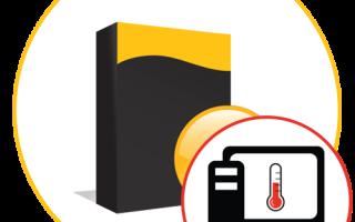 Программа для просмотра состояния компьютера температуры