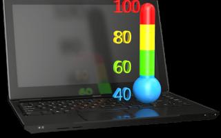 Ноутбук быстро нагревается и выключается что делать
