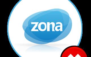 Программа Zona: проблемы с запуском