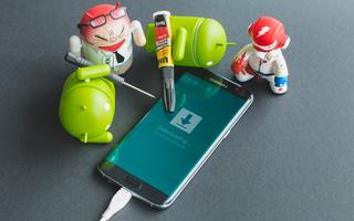 Восстановление смартфона после неудачной прошивки