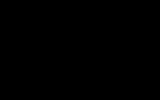 Простая графическая программа для черчения