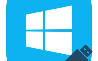 Создание загрузочной флешки с Windows 8