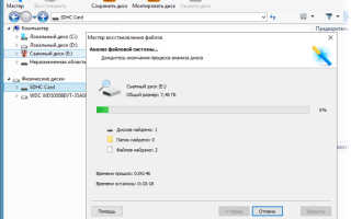 Как исправить файловую систему RAW на флешке