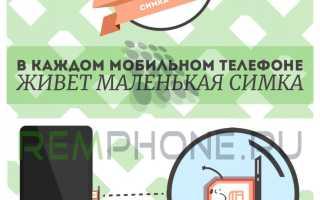 Смартфон не видит сим карту что делать