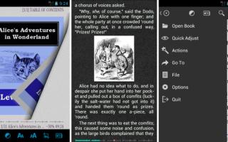 Читаем книги в FB2 на Android