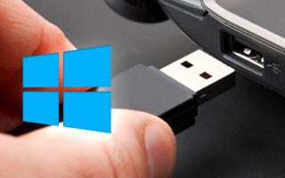 Руководство по установке Windows 10 с USB-флешки или диска