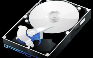Жесткий диск требует форматирование что делать