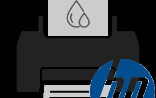 Как прочистить головку принтера hp 3525