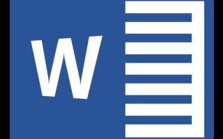 Написание текста по кругу в Microsoft Word